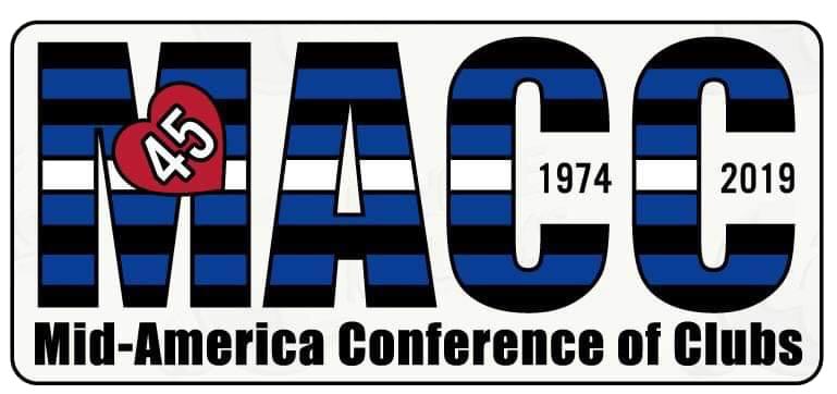 MACC 45th Anniversary Pin